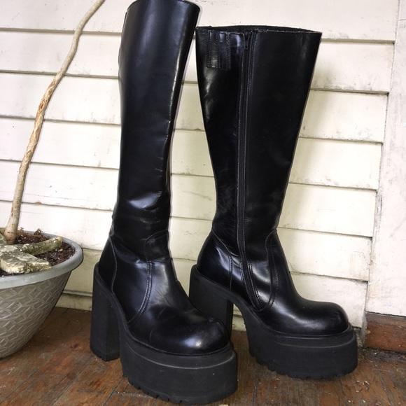 SONAX Shoes | 9s Sonax Platform Boots